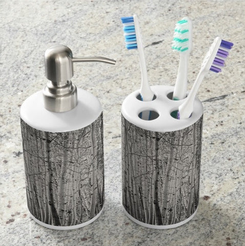 Aspen Illusion Bathroom Set