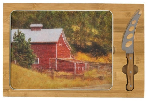 Autumn's Black Hills Barn Cheese Board