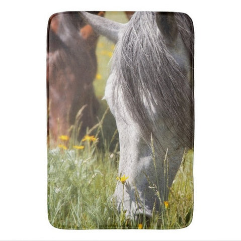 Autumn's Graze Bath Mat