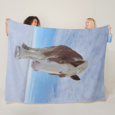 Big Josh Fleece Blanket