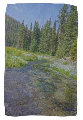 Black Hills Serenity Kitchen Towel