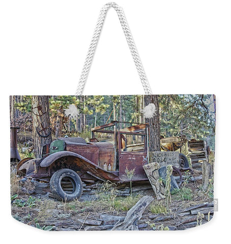 Black Hills Gold Weekender Tote bag