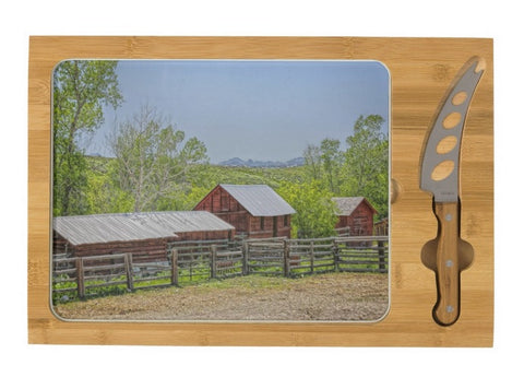 Boxelder Drive Cheese Board