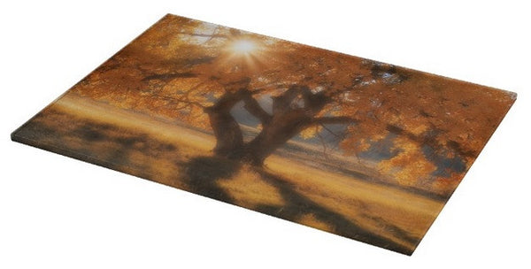 Boxelders Autumn Tree Cutting Board