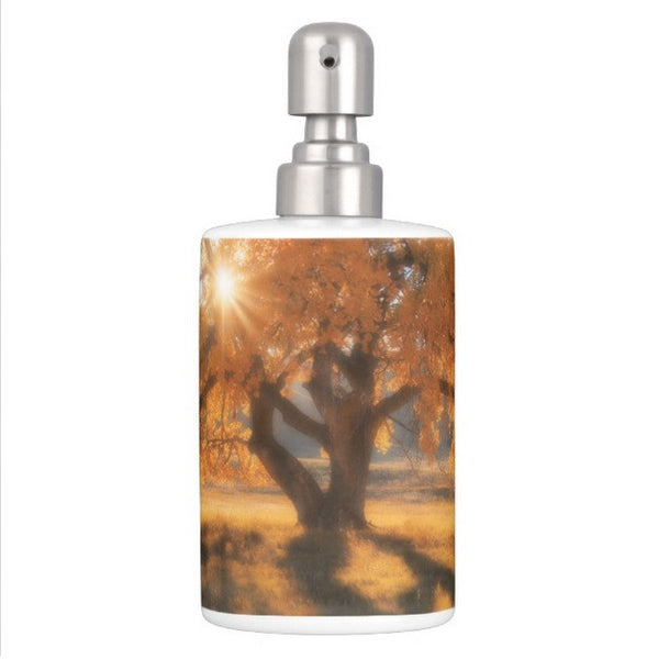Boxelders Autumn Tree Bathroom Set
