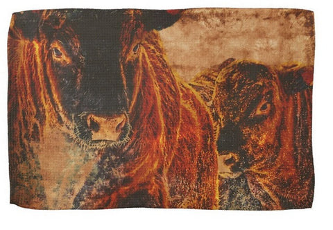 BullTime Kitchen Towel