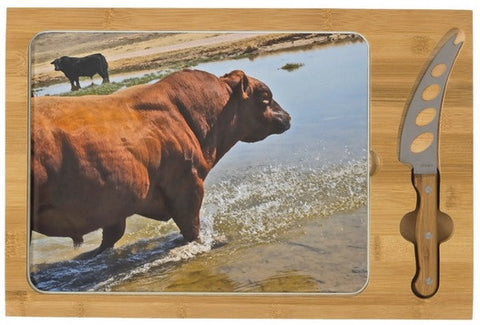 Bullble Bath Cheese Board