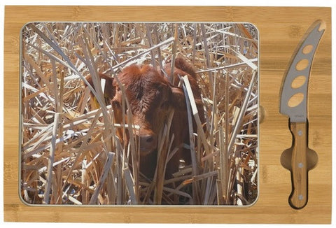 Calftails Cattails Cheese Board