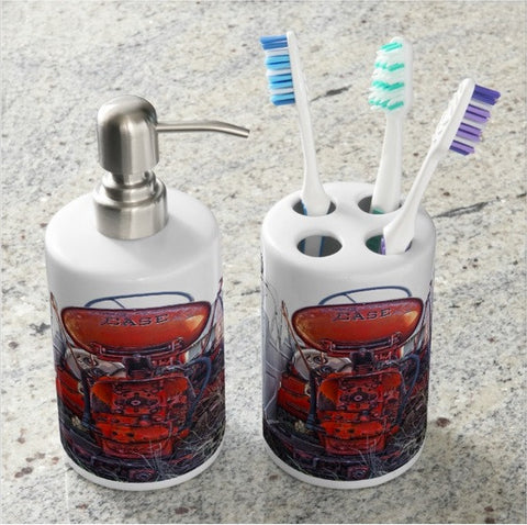 Case Bathroom Set