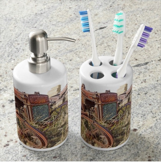 Case and Bales Bathroom Set