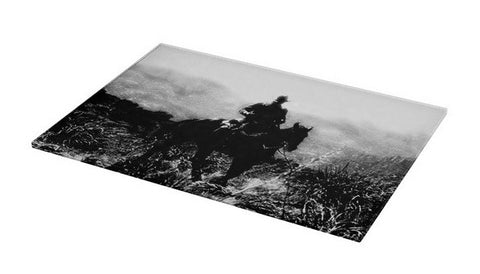 Cattleman Cutting Board