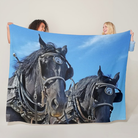 Ceremonious Fleece Blanket