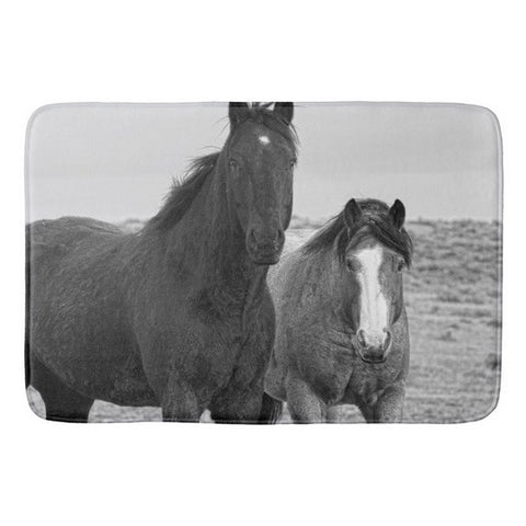 Coated Curiosity Bath Mat