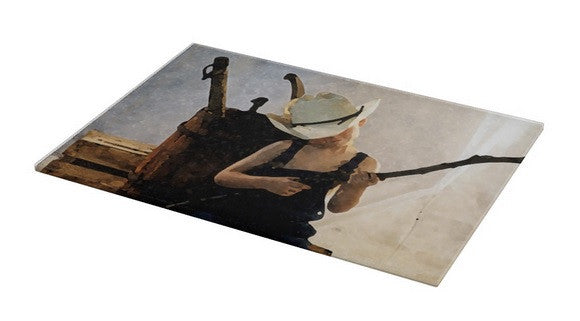 Country Time Cutting Board
