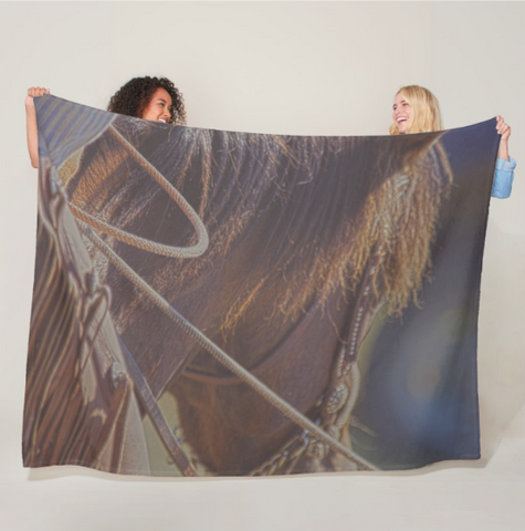 Daly Hold Fleece Blanket