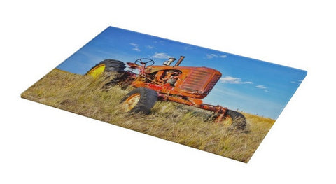 Diesel Red Cutting Board