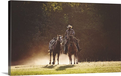 Cowboy Canvas Prints