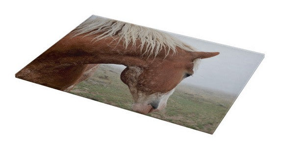 Dreaming in the Mist Cutting Board