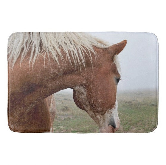 Dreaming in the Mist Bath Mat