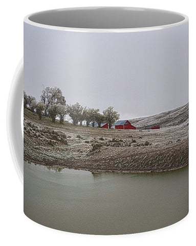Early Wyoming Winter Mug