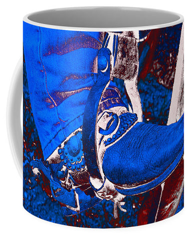 Electric Cowboy Boot Mug