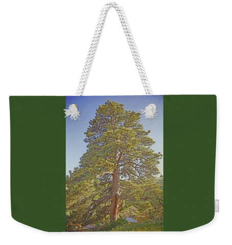 Ever Green Weekender Tote bag