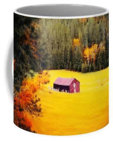 Fall on a South Dakota Meadow Mug