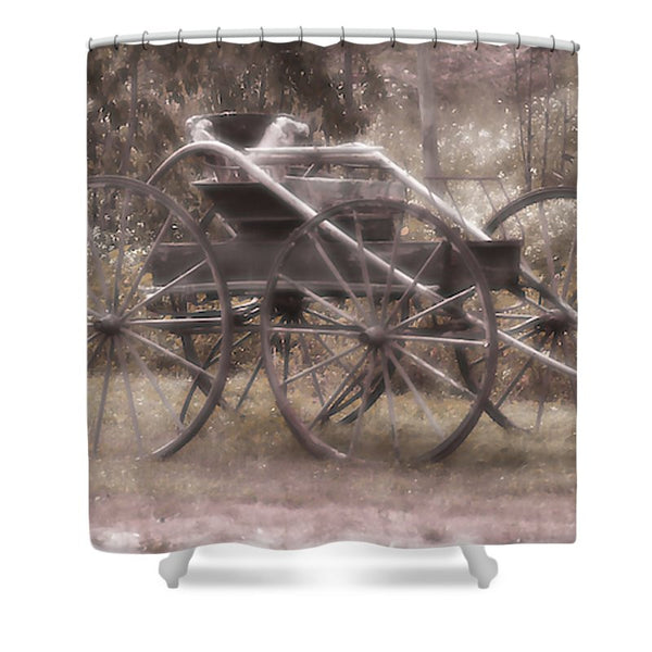 Grace Shower Curtain