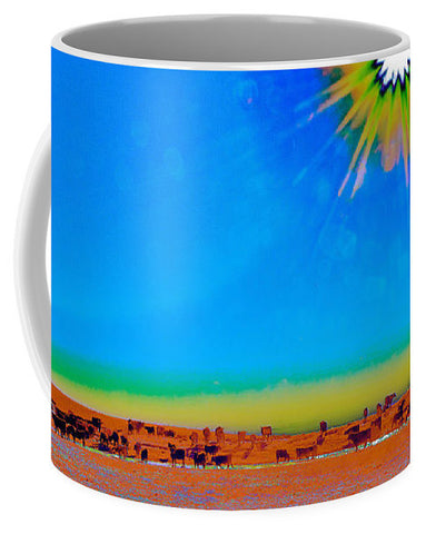 Hay Meadow to Water Mug