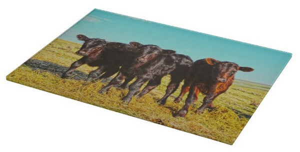 In the Mood for Hay Cutting Board