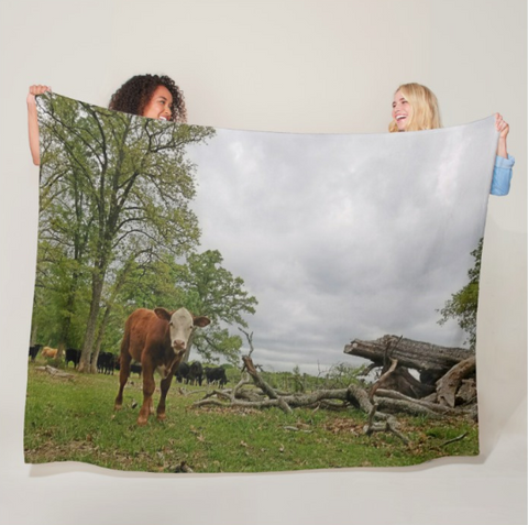 Independent Fleece Blanket