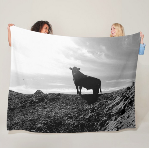 King of the Hill Fleece Blanket