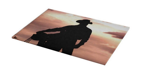 Leaving Wickenburg Cutting Board