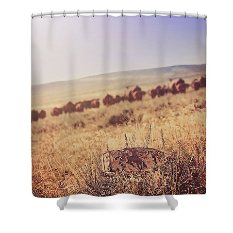 License to Drive Shower Curtain