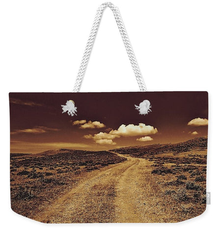 Long Way to Tipperary Weekender Tote bag