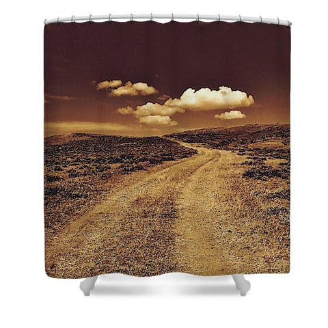 Long Way to Tipperary Shower Curtain