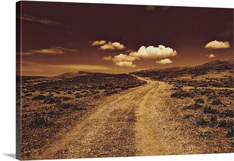 Long Way to Tipperary Canvas Print