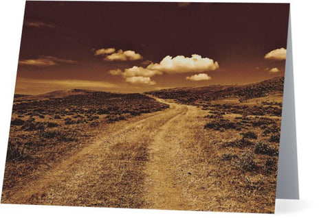 Long Way to Tipperary Note Cards and Greeting Cards (25 Pack)