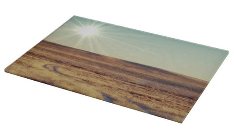 Long and Winding Road Cutting Board