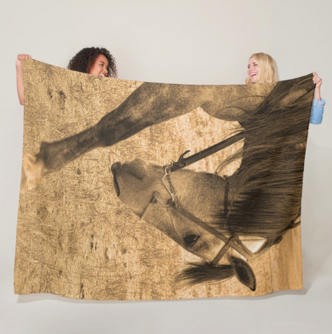 Movement Fleece Blanket