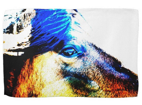 Mustang Sally Kitchen Towel