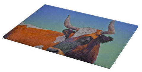 Orange Crush Cutting Board