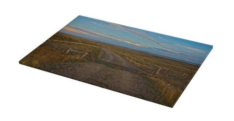 The Road Less Traveled Cutting Board