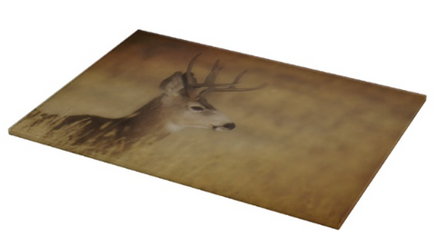 Papa Deer Cutting Board