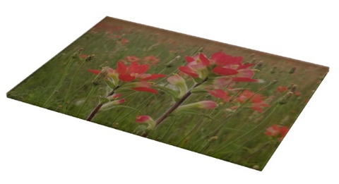 Prairie Fire Cutting Board
