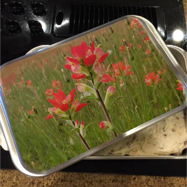 Prairie Fire Cake Pan with Lid