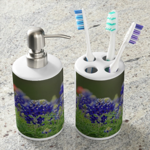 Roadside Beauties Bathroom Set