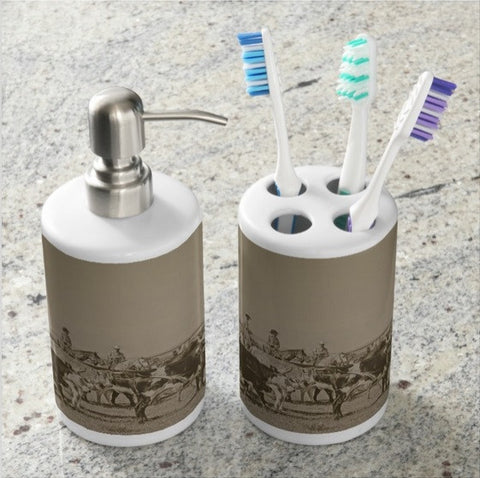 Rockwell Moments Bathroom Set