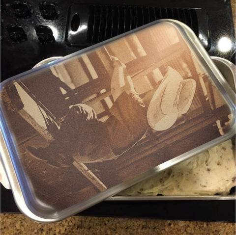 Rodeo Dreamin' Cake Pan with Lid