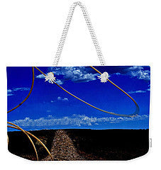 Rope the Road Ahead Weekender Tote bag